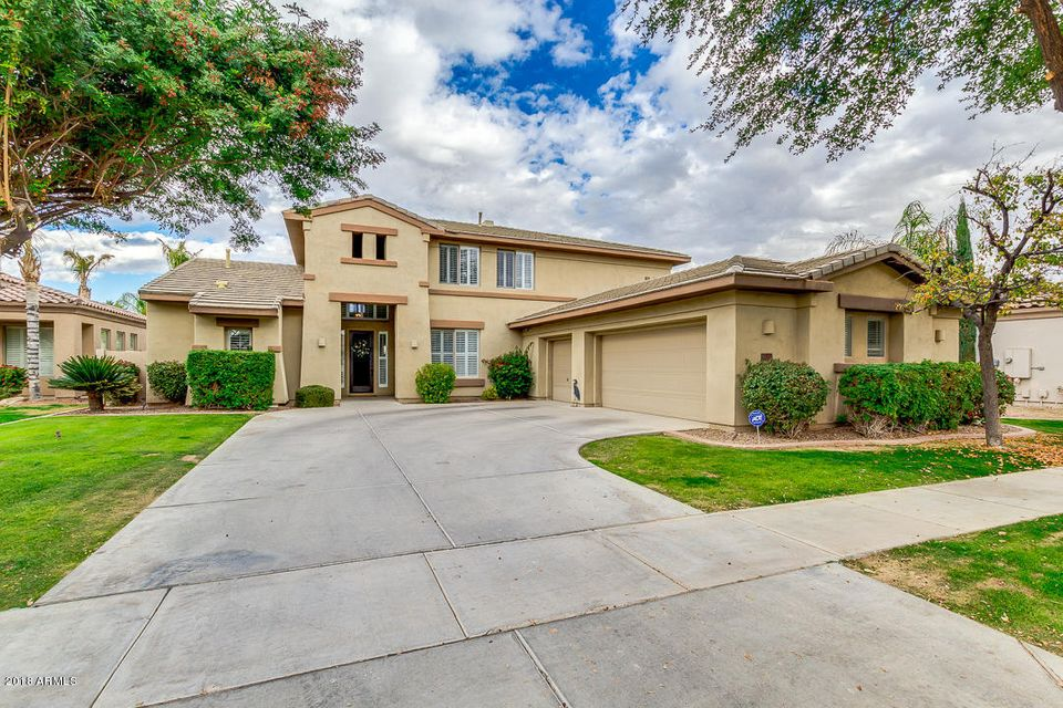 1740 W BARTLETT Way Chandler, AZ 85248 - MLS #: 5706097