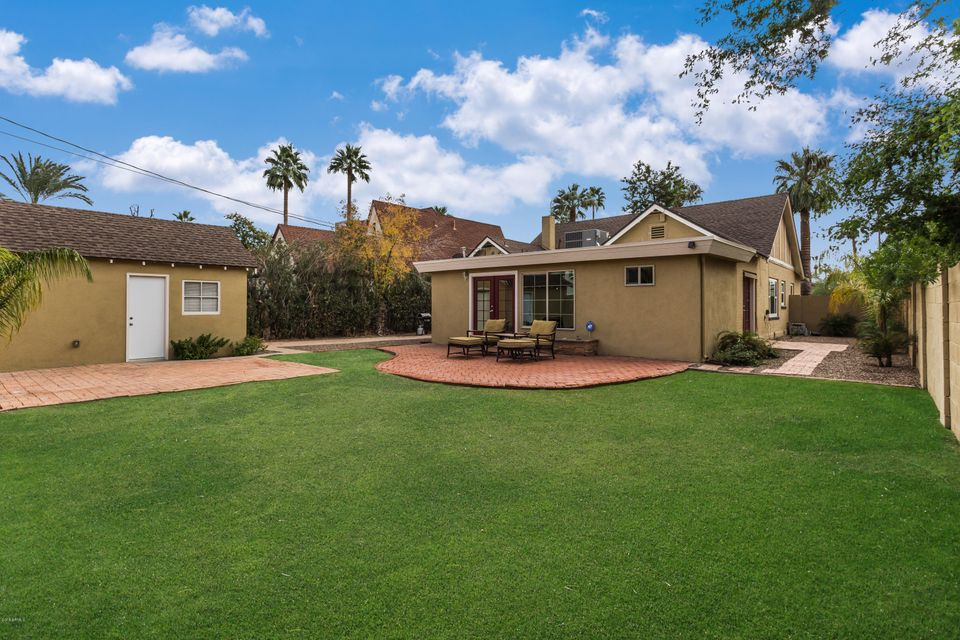 MLS 5706848 330 W MONTE VISTA Road, Phoenix, AZ 85003 Phoenix AZ Central Corridor