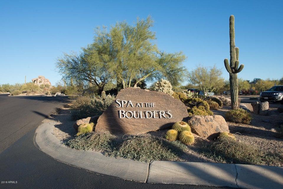 MLS 5707111 7500 E BOULDERS Parkway Unit 8, Scottsdale, AZ 85266 Scottsdale AZ The Boulders