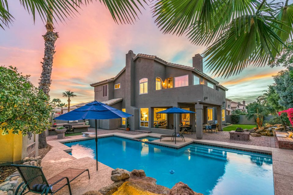 Photo of 8972 E SURREY Avenue, Scottsdale, AZ 85260