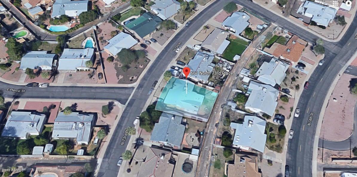 601 N 73RD Place Scottsdale, AZ 85257 - MLS #: 5704210