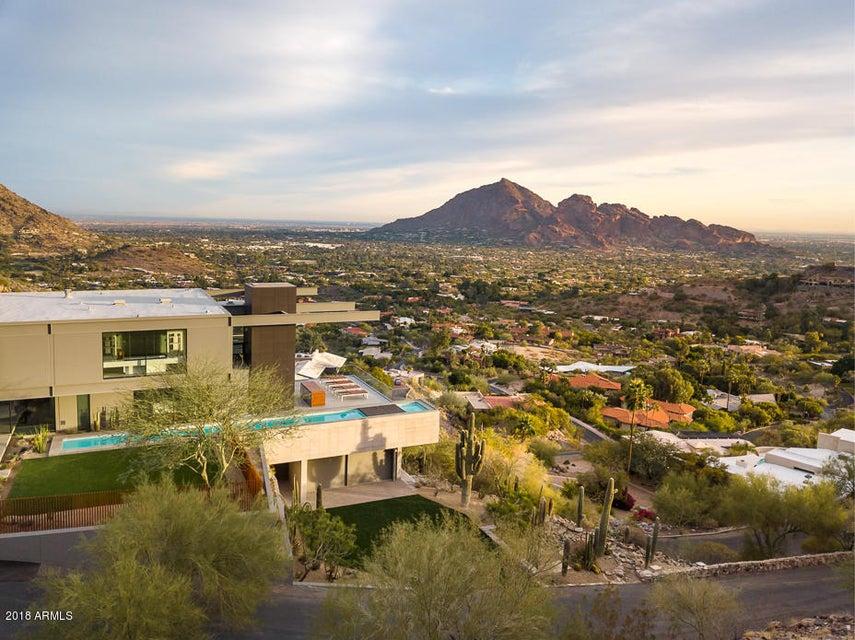 MLS 5709189 7560 N SILVERCREST Way, Paradise Valley, AZ 85253 Paradise Valley AZ City View