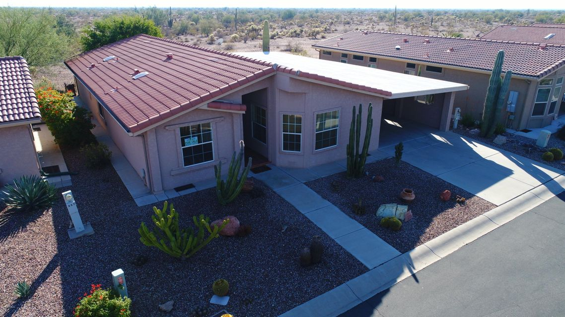 MLS 5705401 7373 E US Highway 60 -- Unit 258, Gold Canyon, AZ Gold Canyon AZ Adult Community