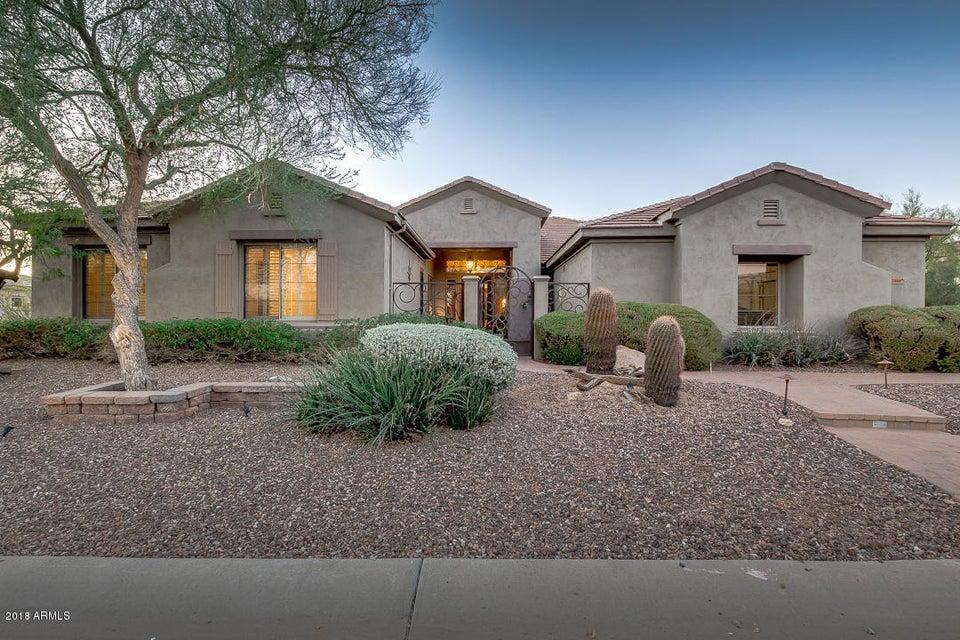 Photo of 2460 N KEESHA Road, Mesa, AZ 85207