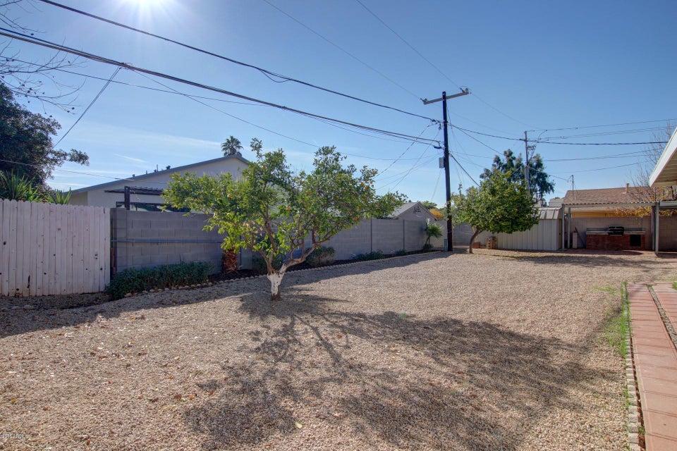 1609 E PALO VERDE Drive Phoenix, AZ 85016 - MLS #: 5709645