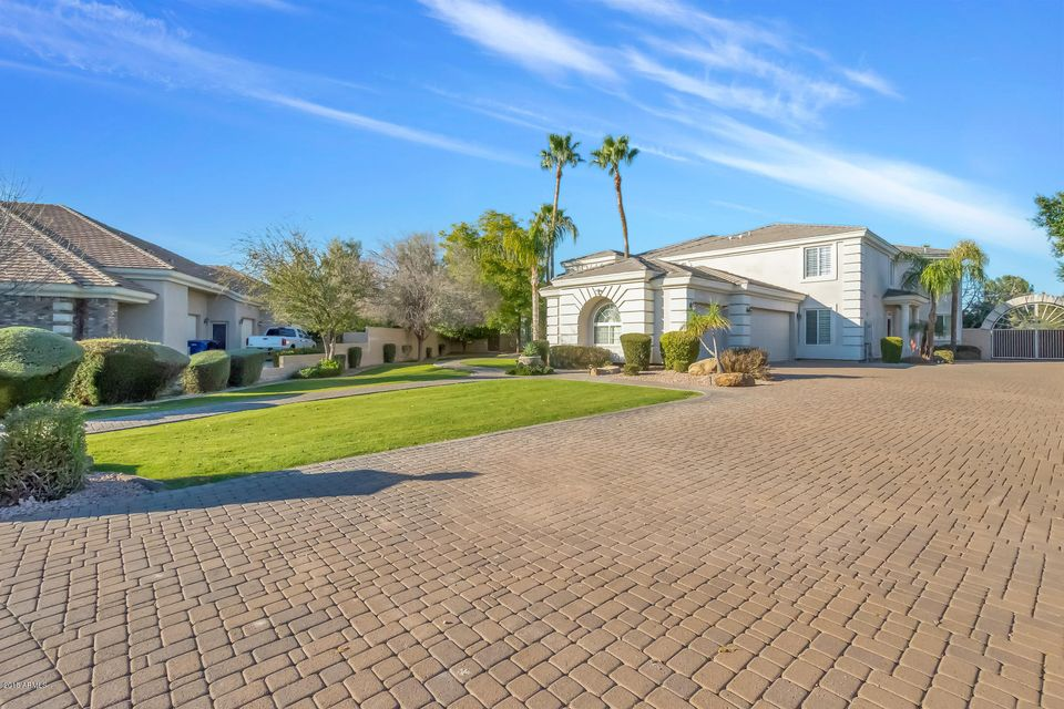 4536 E MERRILL Lane Gilbert, AZ 85234 - MLS #: 5708555