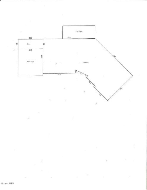 MLS 5709145 595 N Pajaro Lane, Litchfield Park, AZ 85340 Litchfield Park