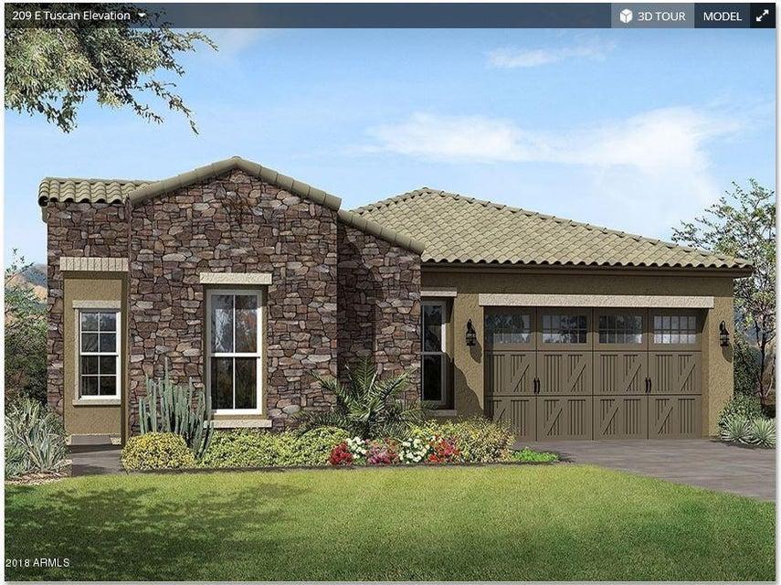 1432 E CULLUMBER Street Gilbert, AZ 85234 - MLS #: 5644912