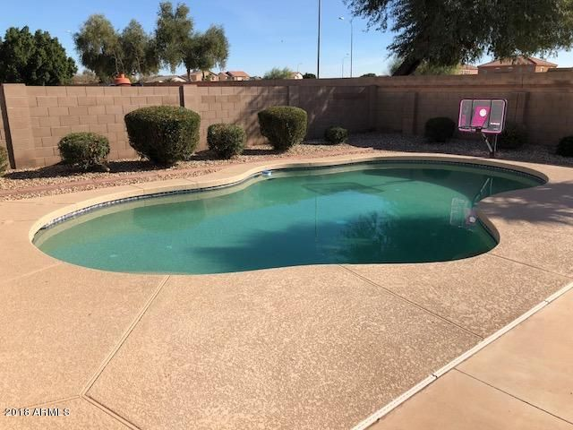 MLS 5708884 11401 W COTTONWOOD Lane, Avondale, AZ 85392 Avondale AZ Private Pool