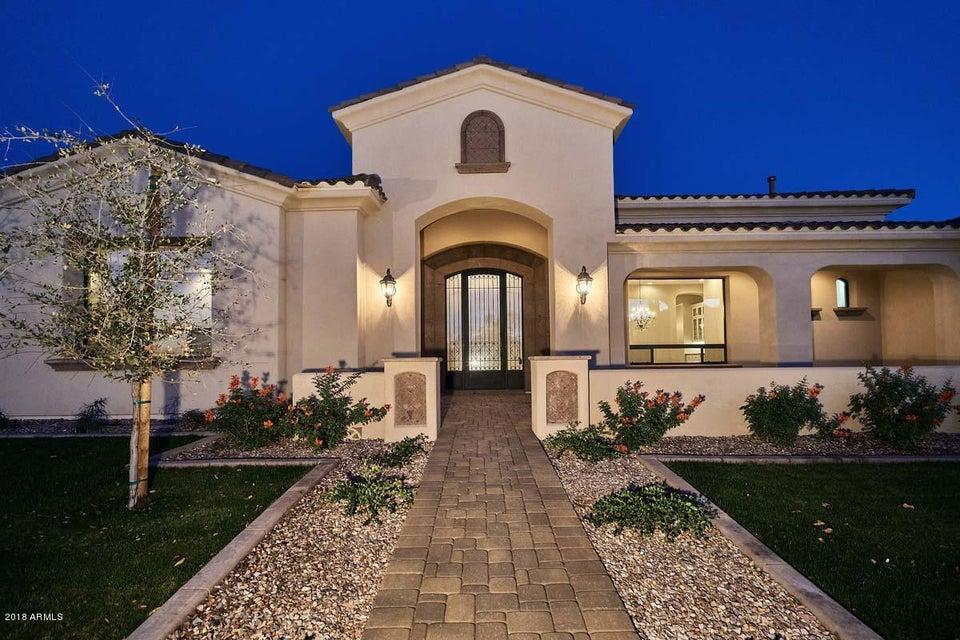 5745 S TOPAZ Place, Chandler AZ 85249