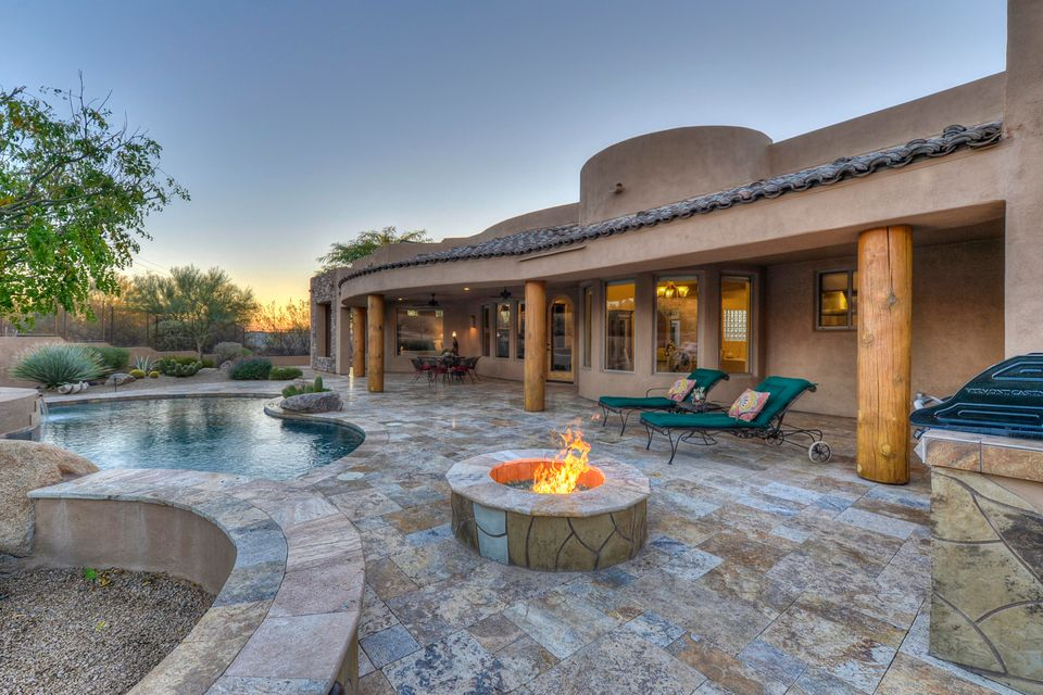 5753 E Canyon Ridge N Drive, Cave Creek Gated for Sale