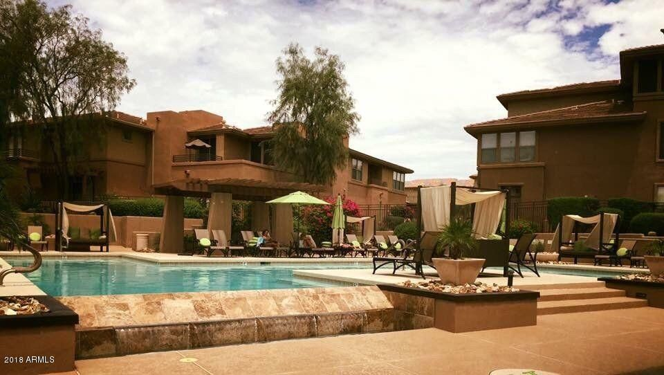 MLS 5705567 19777 N 76TH Street Unit 2250 Building 24, Scottsdale, AZ Scottsdale AZ Scenic