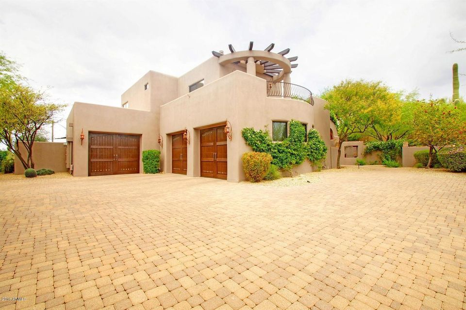 MLS 5709324 3064 E IRONWOOD Road, Carefree, AZ 85377 Carefree AZ Gated