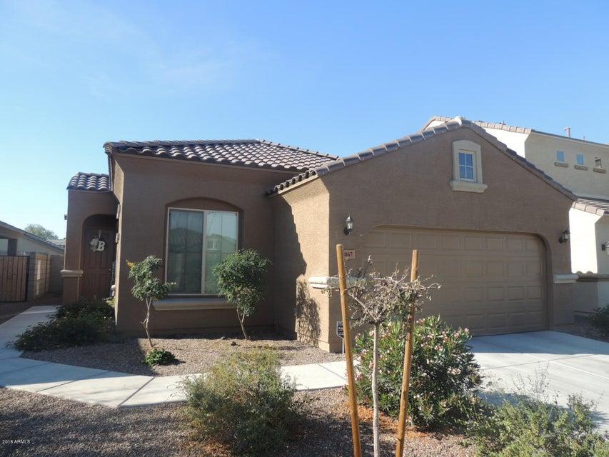 MLS 5709483 8867 W CAMERON Drive, Peoria, AZ Peoria AZ Newly Built