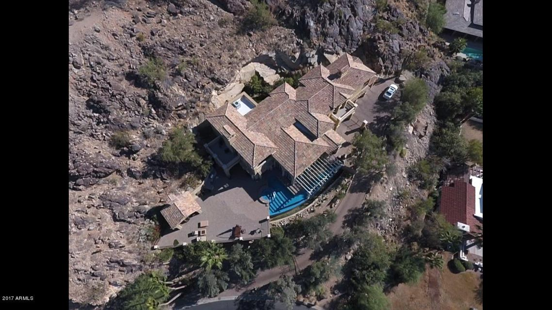 MLS 5709617 5317 E DESERT VISTA Road, Paradise Valley, AZ 85253 Paradise Valley AZ Four Bedroom