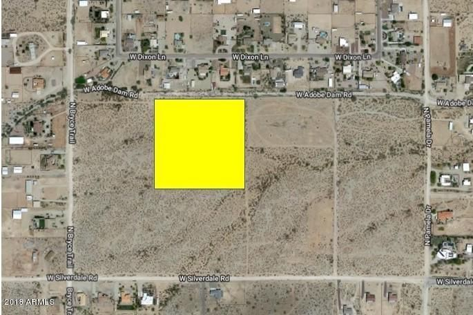 0 W Adobe Dam Road Queen Creek, AZ 85142 - MLS #: 5710092
