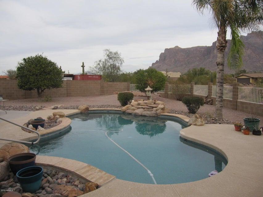 1077 N SHOTGUN Court Apache Junction, AZ 85119 - MLS #: 5710039