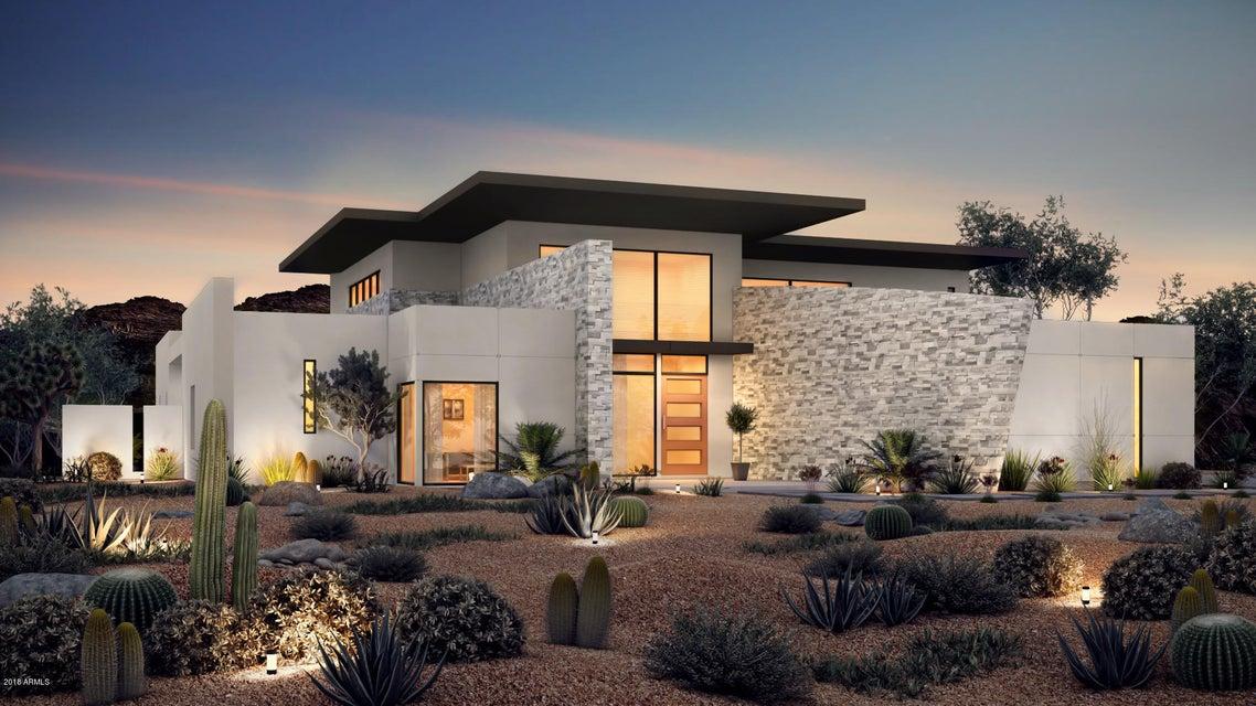 5524 N Quail Run Road, Paradise Valley AZ 85253