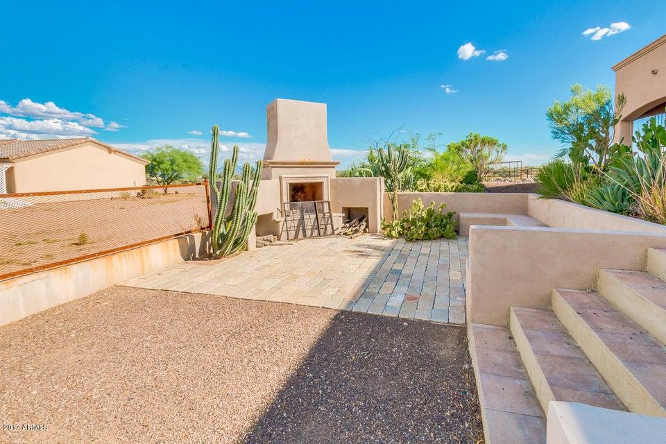 MLS 5710517 16538 E HORNED OWL Trail, Scottsdale, AZ 85262 Scottsdale AZ Metes And Bounds