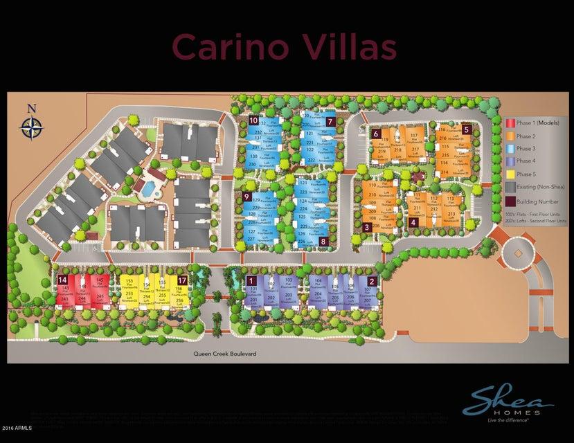 MLS 5710658 250 W QUEEN CREEK Road Unit 227, Chandler, AZ 85248 Chandler AZ Carino Estates