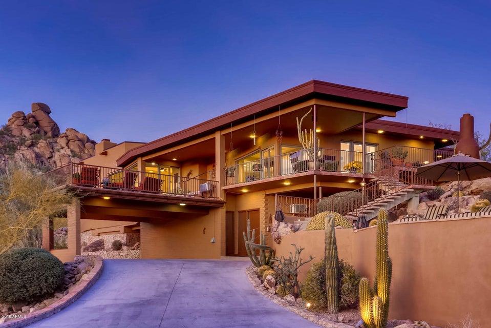 6864 E Stagecoach Pass Road, Carefree AZ 85377