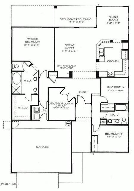 MLS 5710841 2871 S TUMBLEWEED Lane, Chandler, AZ 85286 Chandler AZ Carino Estates