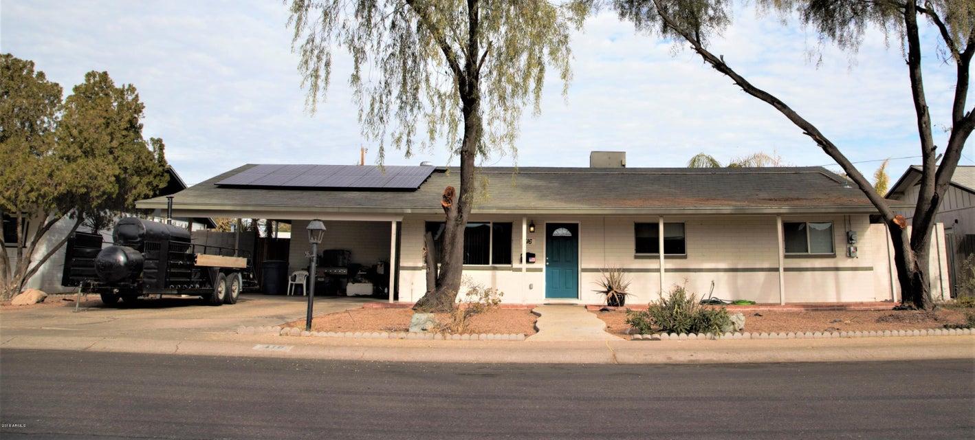 Photo of 416 W LINDA Lane, Chandler, AZ 85225