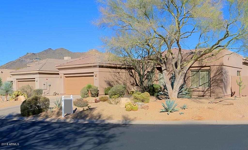 6692 E SLEEPY OWL Way, Scottsdale AZ 85266