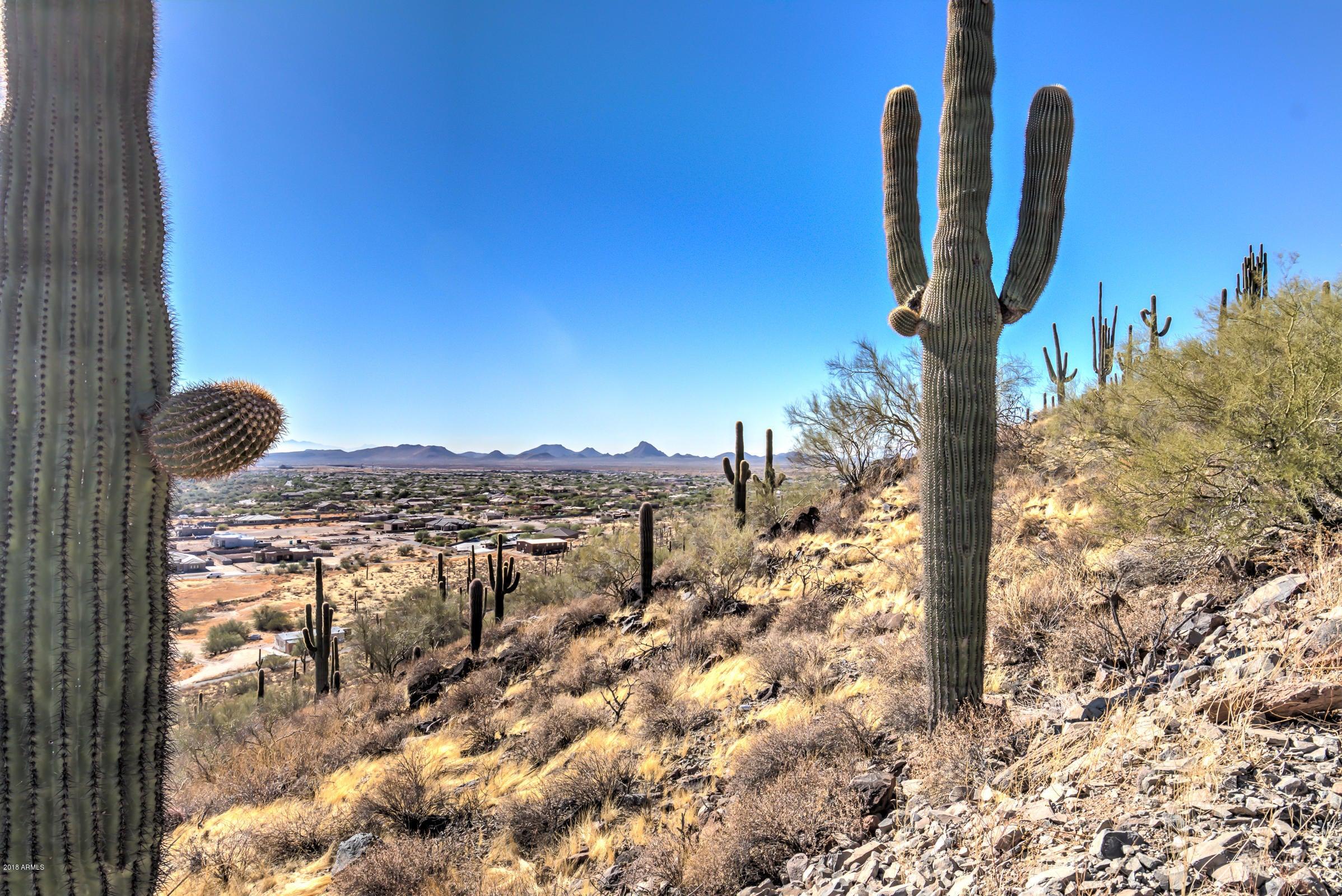 1.3 acre N 27th Avenue, Anthem, Arizona