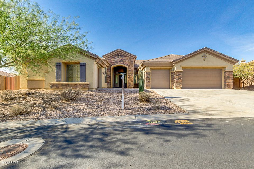 MLS 5711772 41722 N La Cantera Drive, Anthem, AZ 85086 Anthem AZ Mountain View