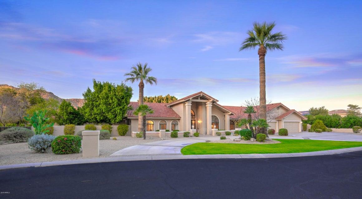 5918 E STELLA Lane, Paradise Valley AZ 85253