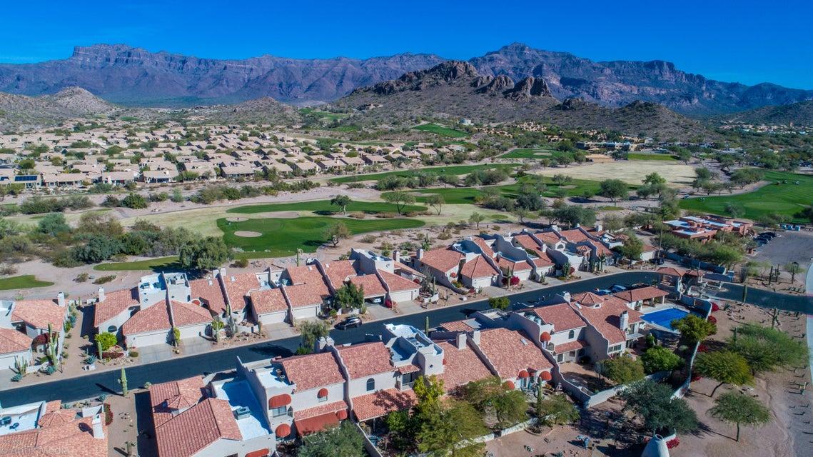 MLS 5712656 8879 E Greenview Drive, Gold Canyon, AZ Gold Canyon AZ Golf Condo or Townhome