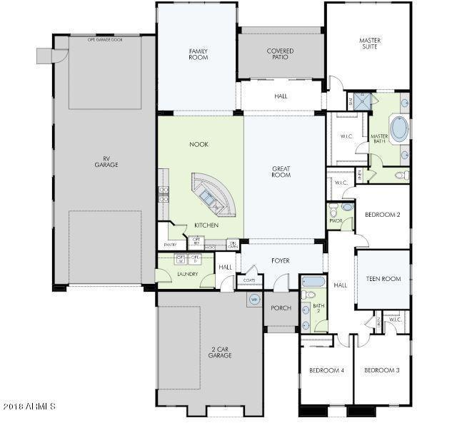 MLS 5713026 4610 N 186TH Lane, Goodyear, AZ 85395 Goodyear AZ Newly Built