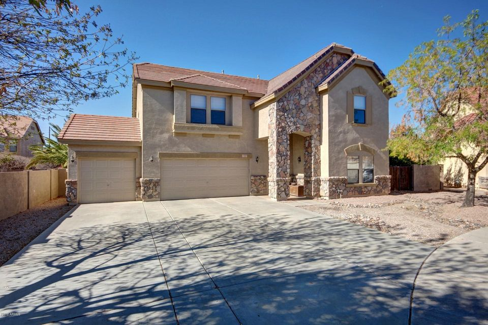 Photo of 1042 S BEDFORD Place, Chandler, AZ 85286