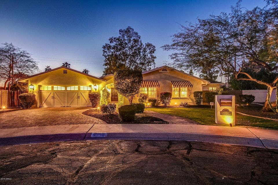 Photo of 6340 E MITCHELL Drive, Scottsdale, AZ 85251