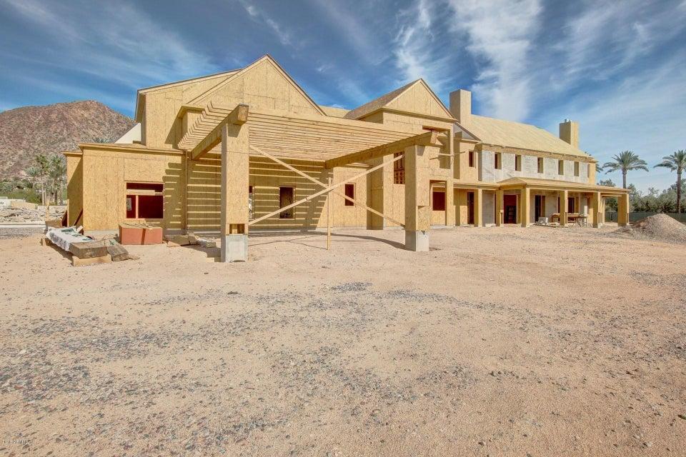 MLS 5551692 5200 E Arcadia Lane --, Phoenix, AZ 85018 Phoenix AZ Newly Built
