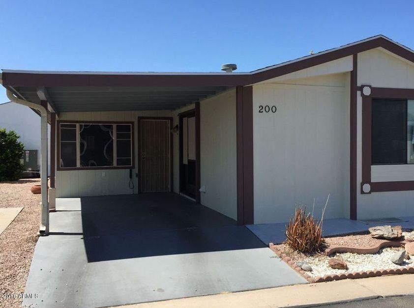 5735 E MCDOWELL Road Unit 200 Mesa, AZ 85215 - MLS #: 5714897