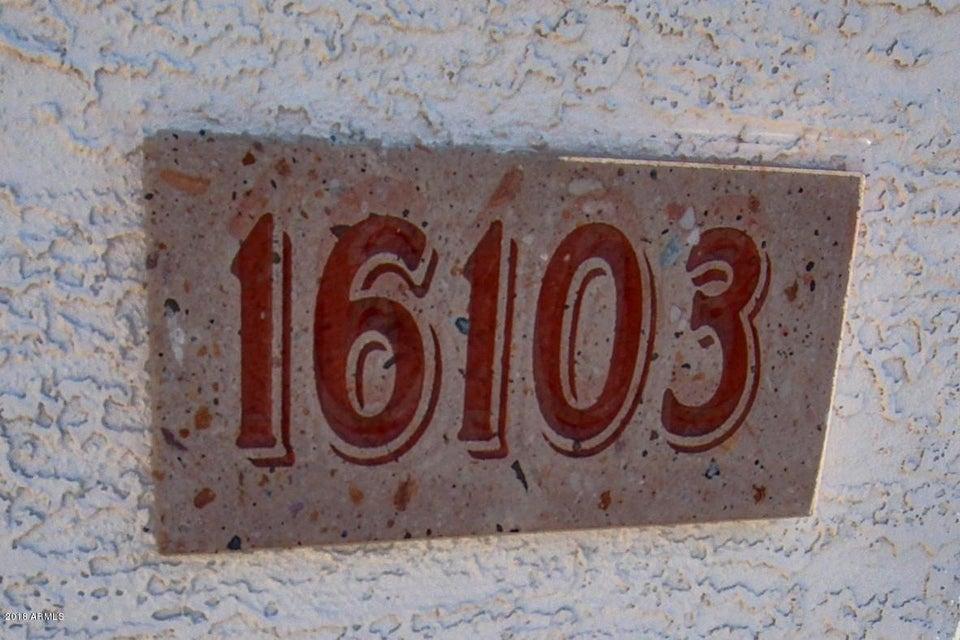 MLS 5710315 16103 N 164th Lane, Surprise, AZ 85388 Surprise AZ Northwest Ranch
