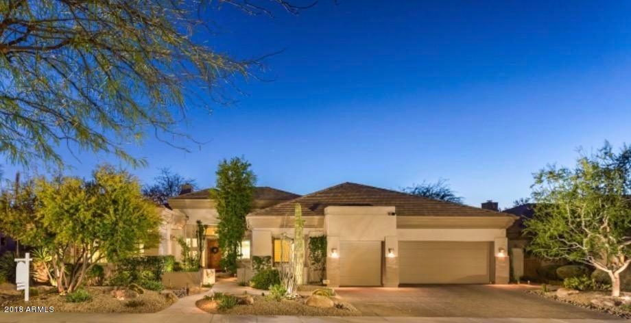 6333 E AMBER SUN Drive, Scottsdale AZ 85266