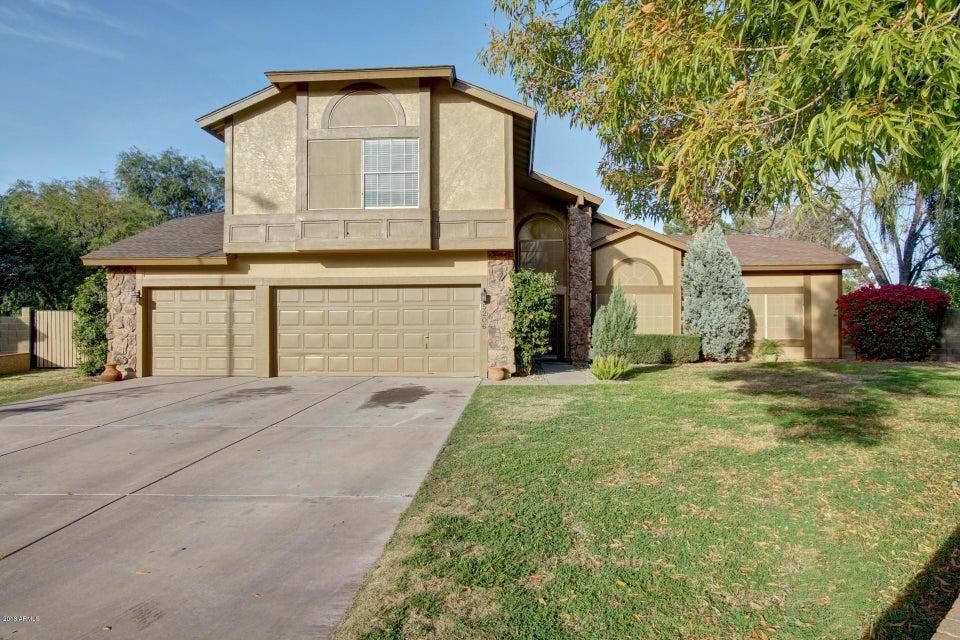 Photo of 5206 E FAIRFIELD Circle, Mesa, AZ 85205