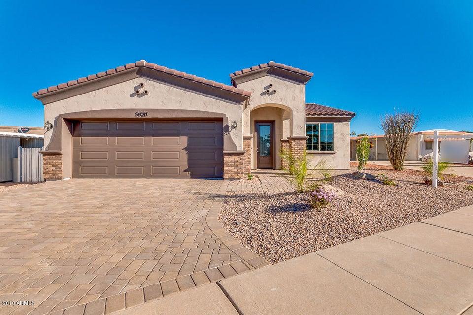 Photo of 5820 E MONTARA Place, Mesa, AZ 85215
