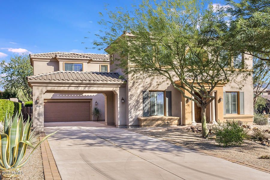 Photo of 9810 E DESERT JEWEL Drive, Scottsdale, AZ 85255