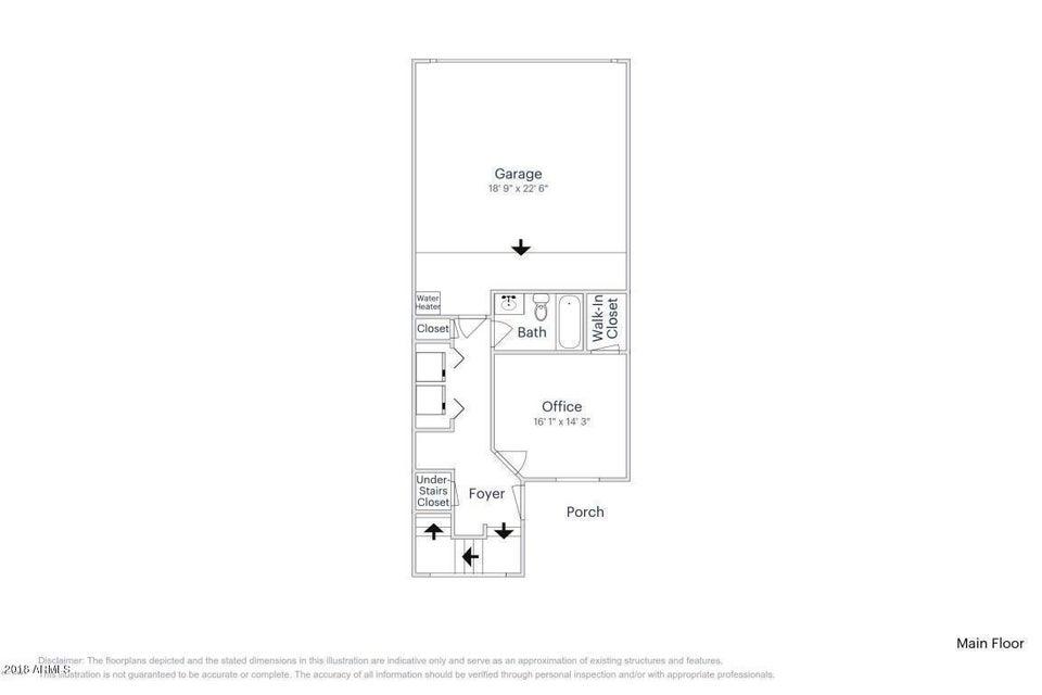 6940 E COCHISE Road Unit 1007 Paradise Valley, AZ 85253 - MLS #: 5715773