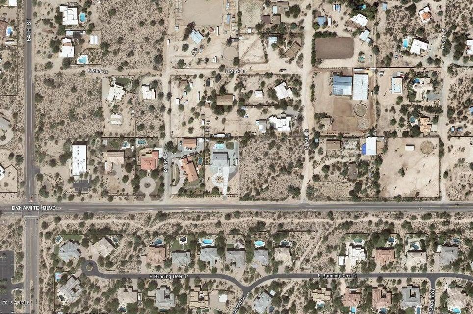 6600 E Dynamite Boulevard Cave Creek, AZ 85331 - MLS #: 5715823