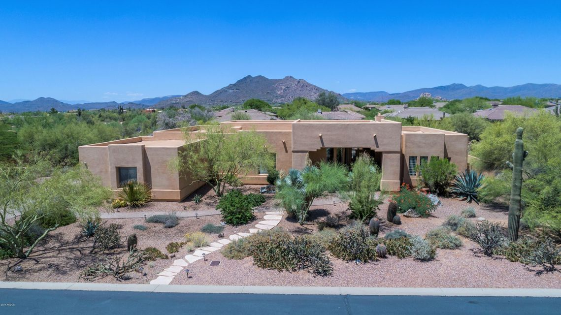Photo of 6848 E BURNSIDE Trail, Scottsdale, AZ 85266