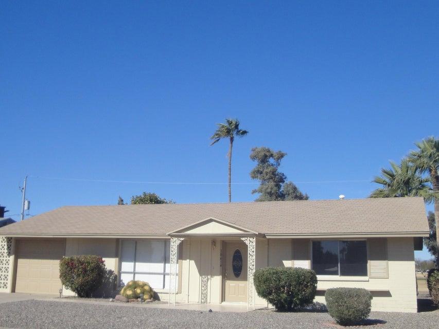 Photo of 10414 W PEORIA Avenue, Sun City, AZ 85351