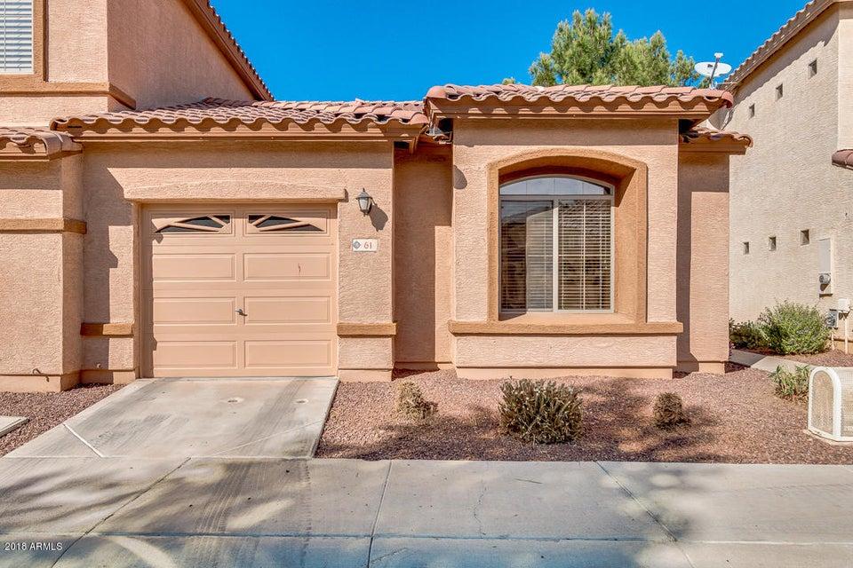 Photo of 2600 E SPRINGFIELD Place #61, Chandler, AZ 85286