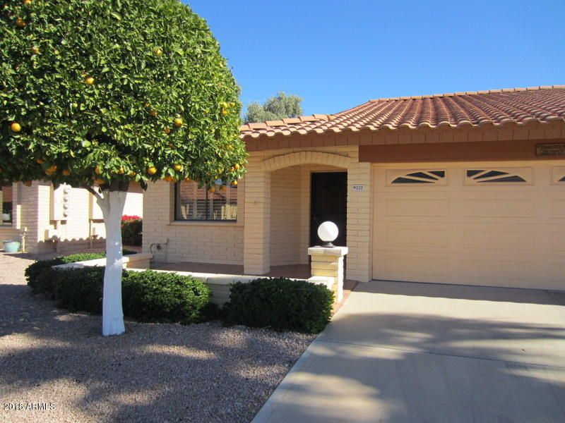 Photo of 7755 E LAGUNA AZUL Avenue #222, Mesa, AZ 85209