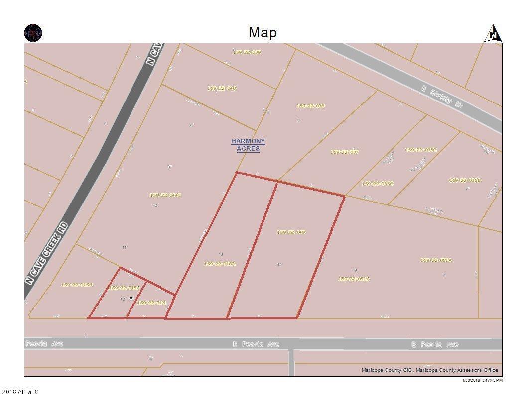 1500 E PEORIA Avenue Phoenix, AZ 85020 - MLS #: 5717213