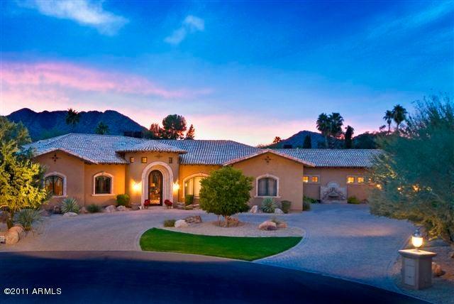 8636 N VIA LA SERENA Lane, Paradise Valley AZ 85253